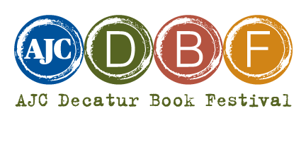Decatur Book Festival logo