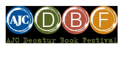 Decatur Book Festival logo