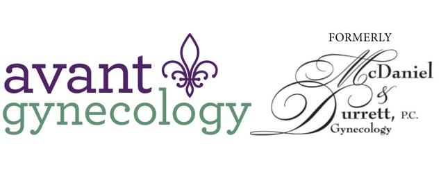 Avant Gynecology Logo