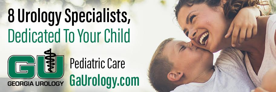 Shot of the Pediatric Georgia Urology billboard 4
