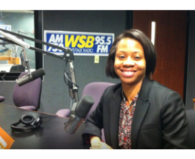 Dr. Erinn T. Gardner on The Weekly Check-Up radio show