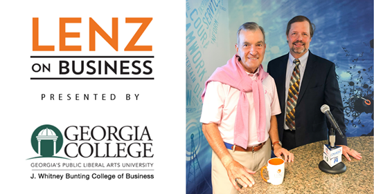 Lenz on Business guest graphic two.